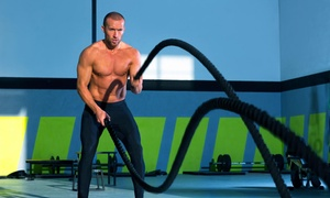 Phase 5 Fitness/ Crossfit Revolution: Four Weeks of Unlimited CrossFit Classes at Phase 5 Fitness (55% Off)