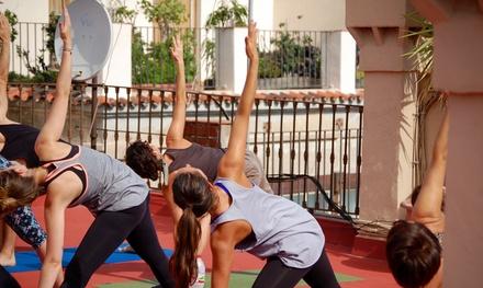 Clases de yoga desde 22,99 € en Yoga Weeks Barcelona