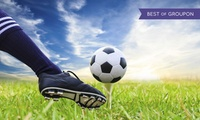 Footgolf with Ball Hire for Two or Four at Hertsmere Leisure (44% Off)