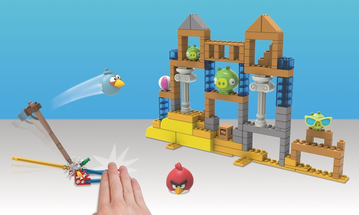 K'NEX Angry Birds Building Sets: K'NEX Angry Birds All Hams on Deck or Grillin' and Chillin' Building Set. Free Returns.