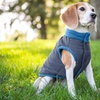Eddie Bauer Dog Double Stitch Puff Vest