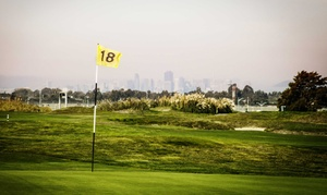 Metropolitan Golf Links: $67 for an 18-Hole Round of Golf Including Cart for Two at Metropolitan Golf Links ($156 Value)