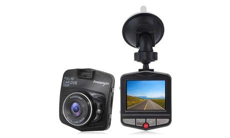 1 o 2 cámaras de tablero con pantalla LCD