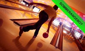 Firebowl Bowlingcenter: 1 oder 2 Std. Bowling für 8 Personen inkl. Leihschuhen im Firebowl Bowlingcenter (bis zu 52% sparen*)