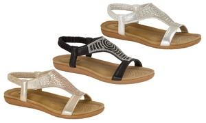 (Mode)  Sandales d'été pour femme