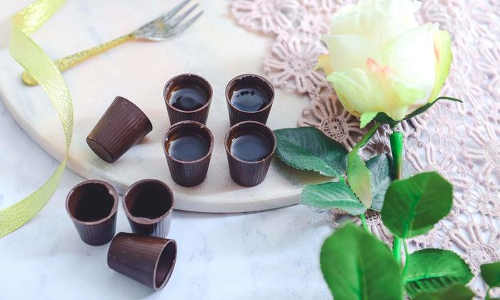 schoen vans chocolade