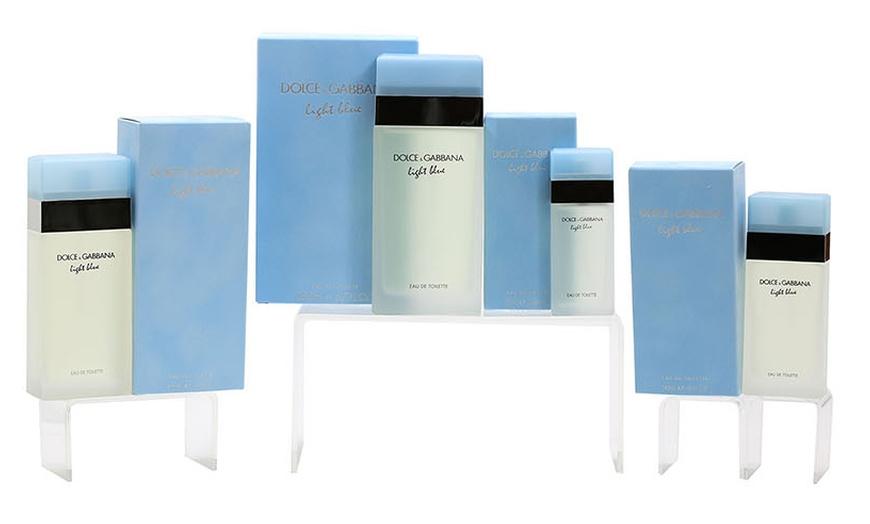 Dolce & Gabbana Light Blue Women's EDT : Best Summer Night colognes for women under $100