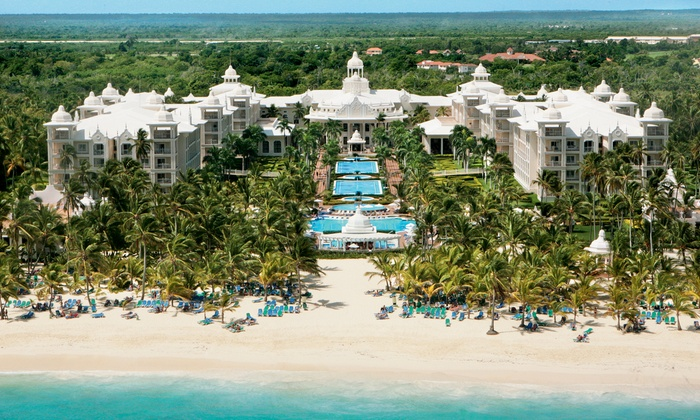 All Incls. Riu Palace Punta Cana Trip w/ Air from Vacation Expr