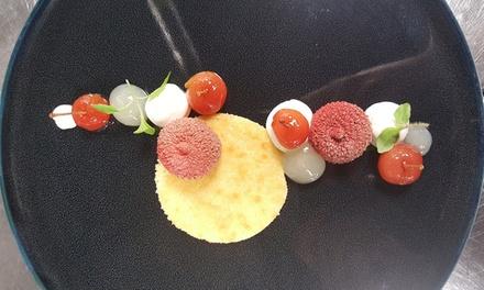 Déjeuner ou dîner de luxe 1* Michelin pour 1 ou 2 personnes chez A Priori à Haaltert à partir de 49,99€!