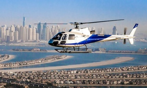Heli Dubai: Up to 40-Minute Helicopter Tour for One or Up to Five from Heli Dubai