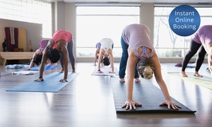 Prana House: Unlimited Yoga Classes - One ($39) or Two Months ($75) at Prana House, Thornbury (Up to $407 Value)