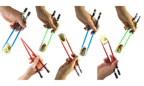 Star Wars Lightsaber Chopsticks Sets (2, 4, or 7-Pack) 87c27f68-e415-11e6-9439-00259060b5da