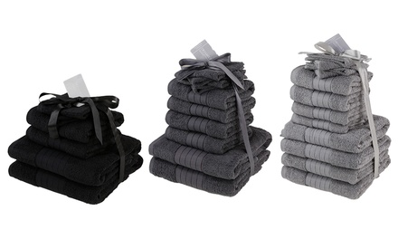 6, 10 o 12 toallas de 500 g / m2