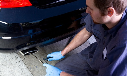 $26 for California State Smog Check at Napa AutoCare Center ($42.74 Value)