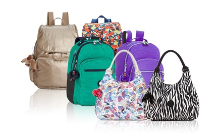 From $68 for Kipling Bags (worth up to $269). 3 Designs