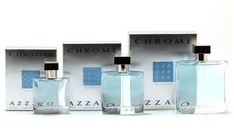 Azzaro Chrome Eau de Toilette for Men (Multiple Sizes Available)