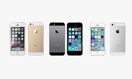 iPhone 5S de 16 GB reacondicionado, estado muy bueno (envío gratuito)