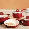 Stanza Ceramic Nonstick Cookware Set (8-Piece)