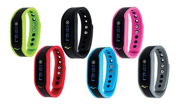 Everlast TR3 Waterproof Bluetooth Fitness Activity Tracker Watch