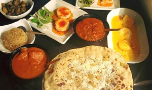 Tapas at Singh's: £40 to Spend on Indian Cuisine for Two, or £80 for Four at Tapas at Singh's (38% Off)