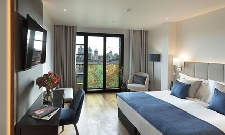 London: 5* Studio or Suite Stay with Breakfast • Holiday deals Tower Suites by Blue Orchid