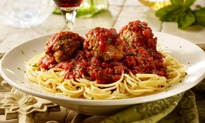Spaghetti Warehouse: $12 for $20 Worth of Italian Cuisine at Spaghetti Warehouse