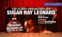 An Evening with Sugar Ray Leonard: VIP Ticket, The Tower Hotel,3 December (Up to 28% Off)