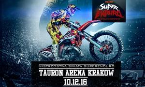 Super Enduro: Od 69 zł: wejście na Mistrzostwa Świata FIM w SuperEnduro w Tauron Arenie Kraków - OSTATNIE BILETY!