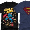 Men's Superman Tees (Extended Sizes Available)