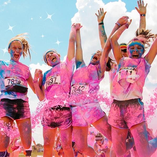 5k Color Run Race Registration The