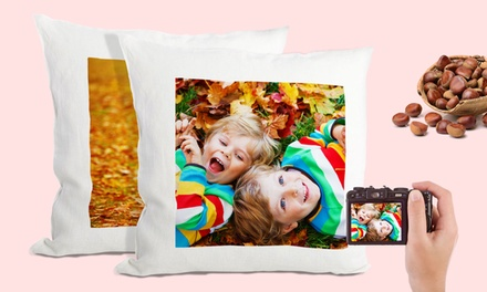 One £9.95 or Two £18.95 Personalised Cushion Covers
