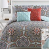 Windsor or Yara Reversible Quilt Set (4- or 5-Piece)