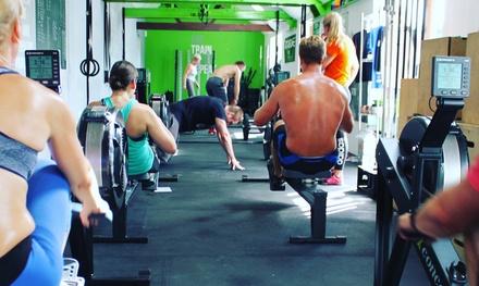 CrossFit ChalkBox Sevenoaks Kent