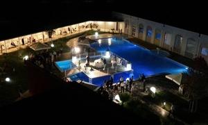 Smeraldo resort spa: Percorso spa di coppia con frutta e prosecco più massaggio da Smeraldo Resort Spa (sconto 67%)