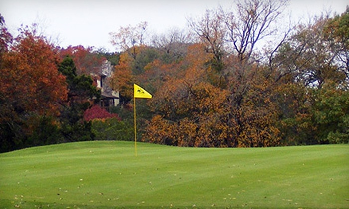 Canyon Lake Golf Club - Canyon Lake: One Day of Unlimited Golfing for Two or 18-Hole Round for Four at Canyon Lake Golf Club (Up to 66% Off)