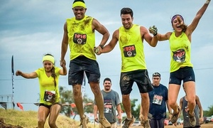 Gladiator Rock'n Run: Entry for One or Two in the Gladiator Rock'n Run Obstacle Course (Up to 52% Off)