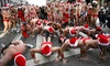 Chicago Diabetes Project - McFadden's: Chicago Santa Speedo Run and Party Admission for One or Two with The Chicago Diabetes Project (Up to 42% Off)