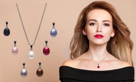 Set of Seven Pearl Pendants