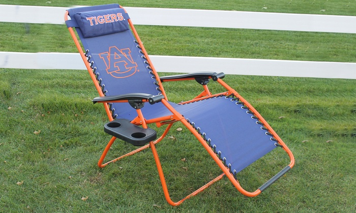 College Covers NCAA Licensed Zero Gravity Chair ...