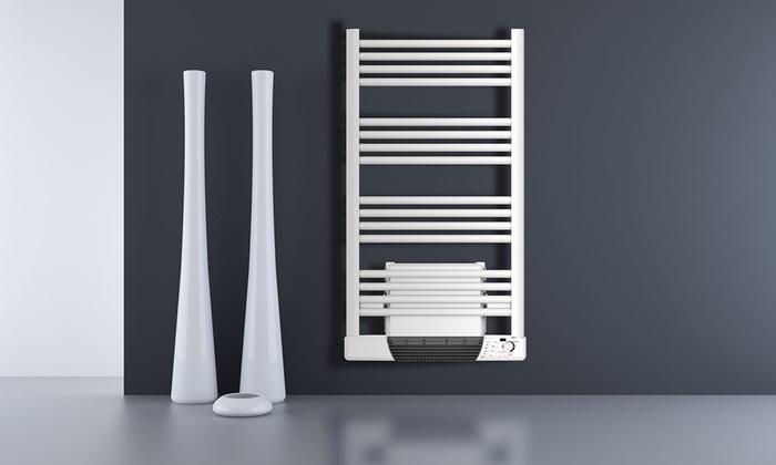 radiateur lectrique turbo 500 w 750 w soufflerie 1000 w groupon shopping. Black Bedroom Furniture Sets. Home Design Ideas