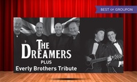 The Foundations or The Dreamers & The Temple Brothers, 23 June and 14 July at The Kings Hall, Herne Bay (Up to 53% Off)
