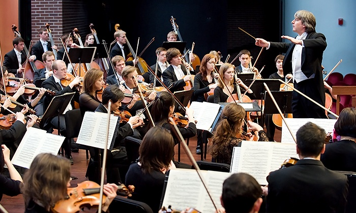 """Lansing Symphony: """"Enigma Variations"""" - Wharton Center for Performing Arts: Lansing Symphony: """"Enigma Variations"""" at Wharton Center for Performing Arts on Saturday, March 7 (Up to 50%Off)"""