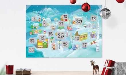 Scratch Advent Calendar from £2.5