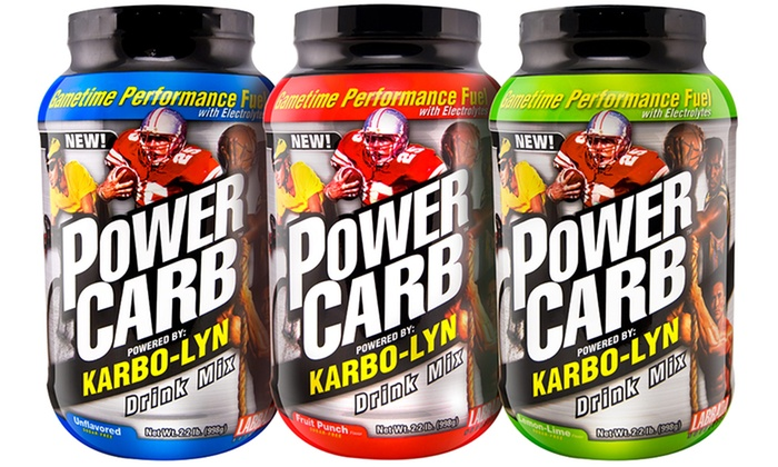 Labrada PowerCarb Energy Drink Mix: Labrada PowerCarb Energy Drink Mix (2.2 lb.). Multiple Flavors Available.