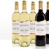 Rockridge Reserve Sweet Red + White Wine Sampler. Shipping Included.
