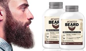 Accélérateur pousse barbe