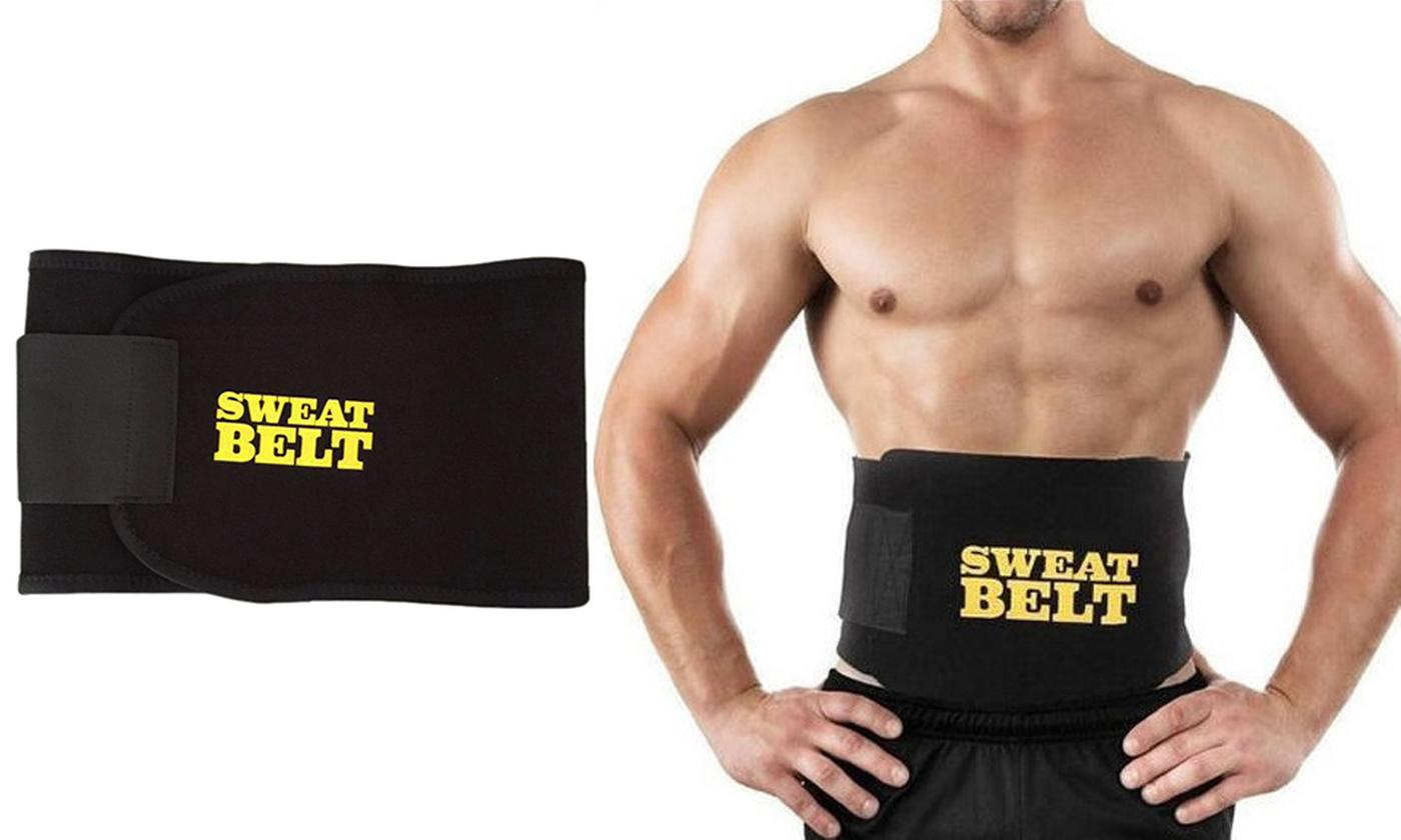 One, Two or Three Waist Slimming Belts