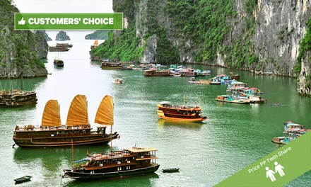 Vietnam and Cambodia: $1,289 Per Person For a 16-Day World Heritage Tour with Cruise, Meals and Transfers