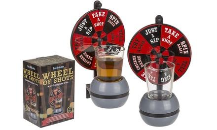 1 o 2 juegos de beber Shot Wheel