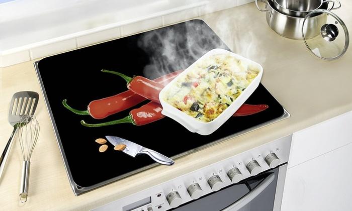 Paraschizzi e coprifornelli wenko groupon goods - Pannello cucina paraschizzi ...